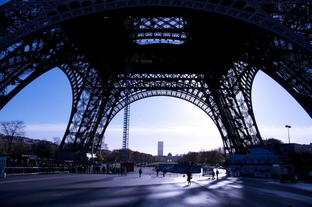 le dôme Eiffel