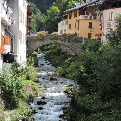 Le Doron - Beaufort en Savoie