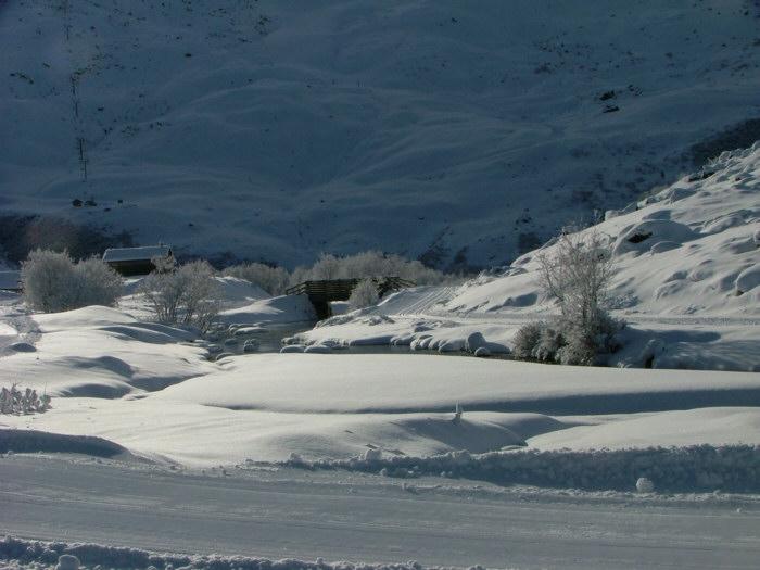 Le Doron des Belleville - Savoie