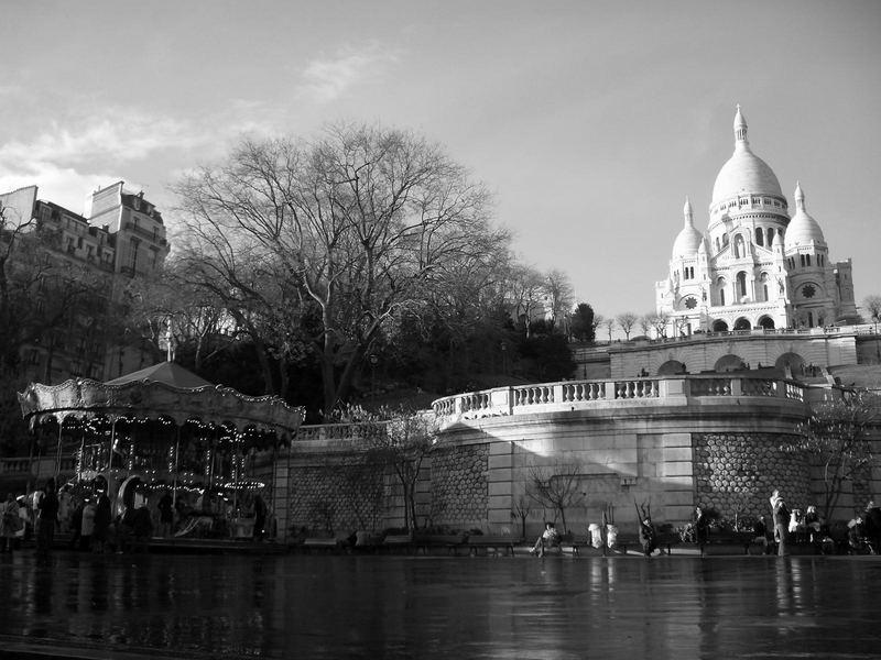 Le Fabuleux Destin De...Montmartre...