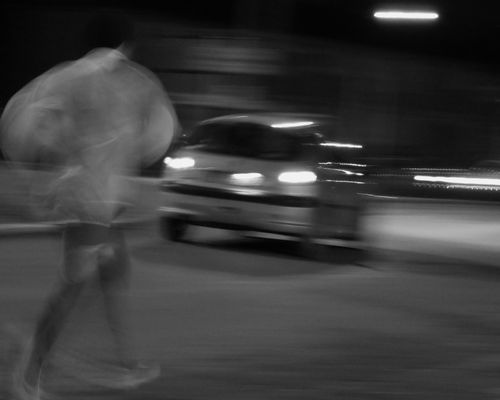 Le fantôme du boulevard