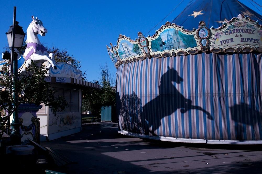 Le fantôme du Carrousel
