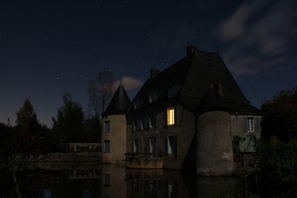 Le fantôme du château