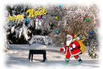 Le fauteuil du Pére Noël