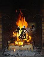 Le feu aux trousses...