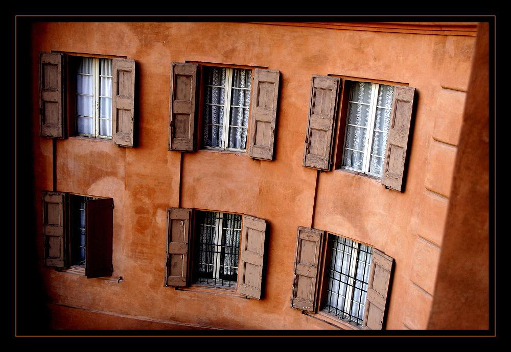 Le finestre di S.Luca