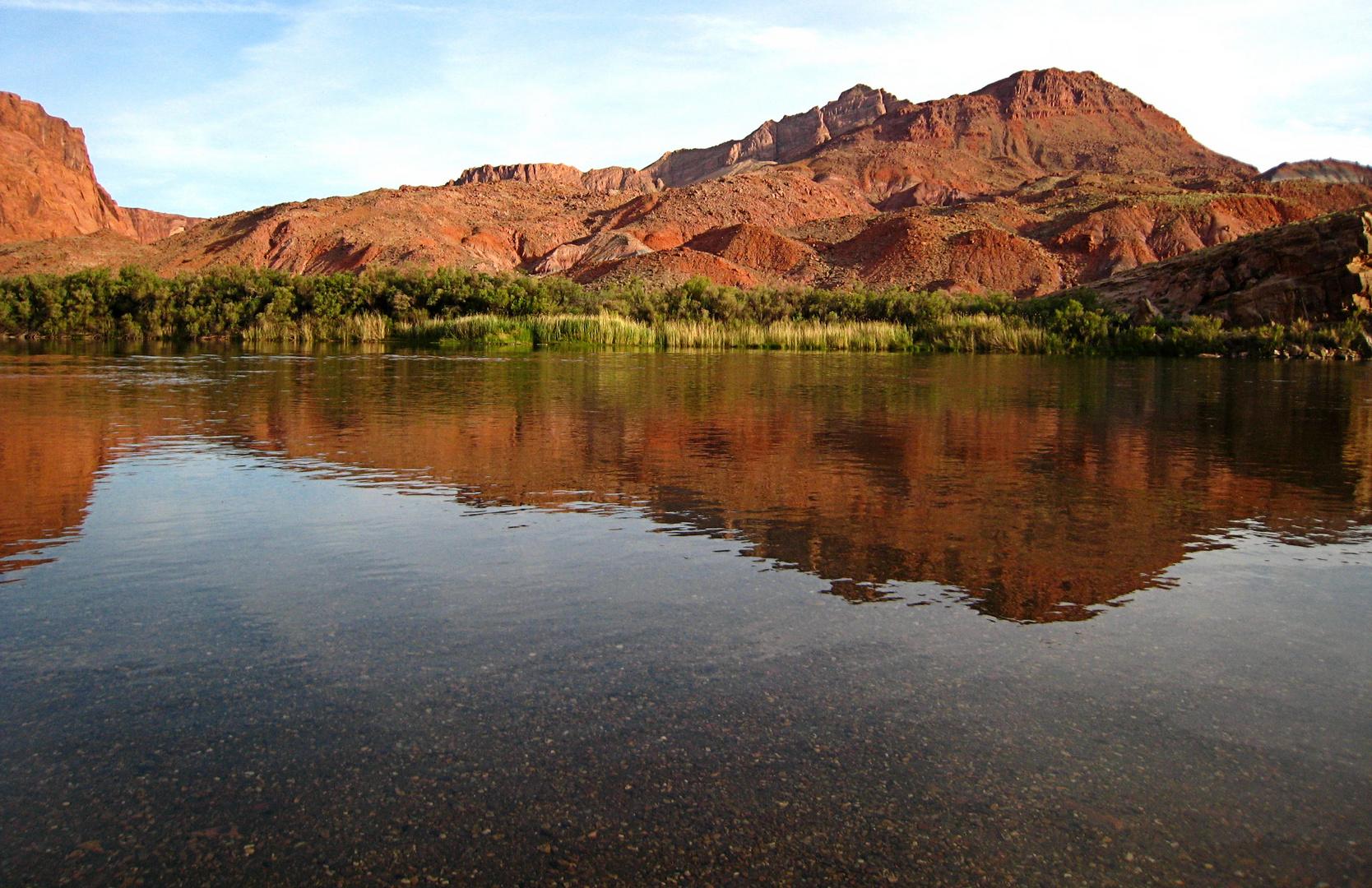 Le fleuve Colorado