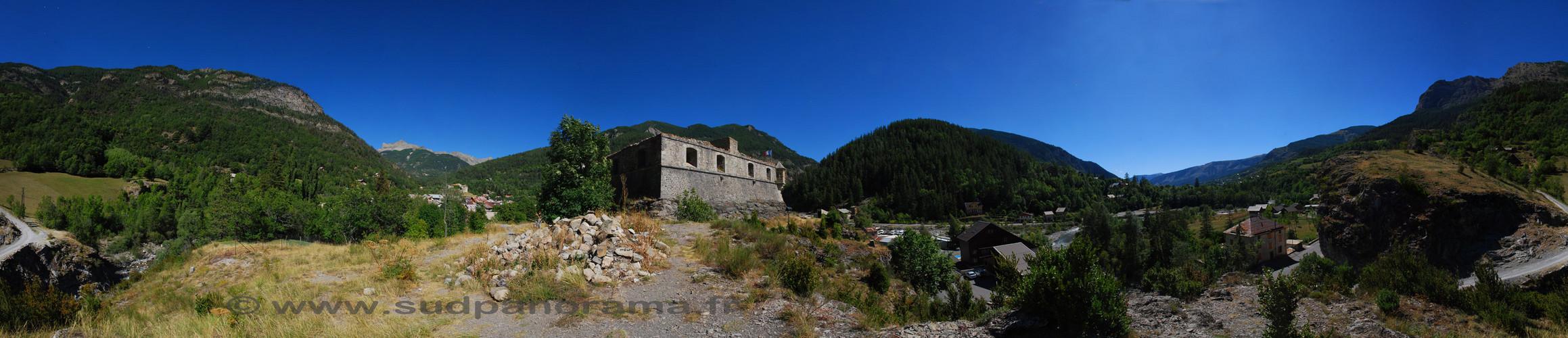 Le Fort de France 360° - Colmars les Alpes