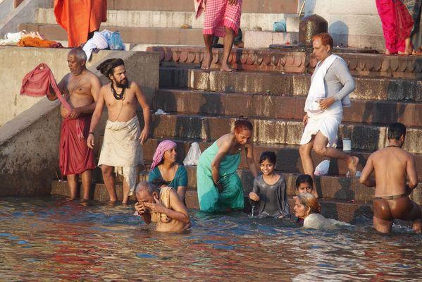 Le Gange sacré