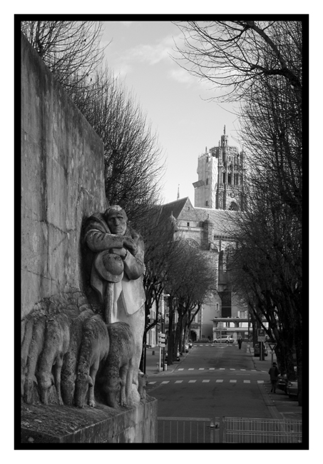 Le gardien de cathédrale