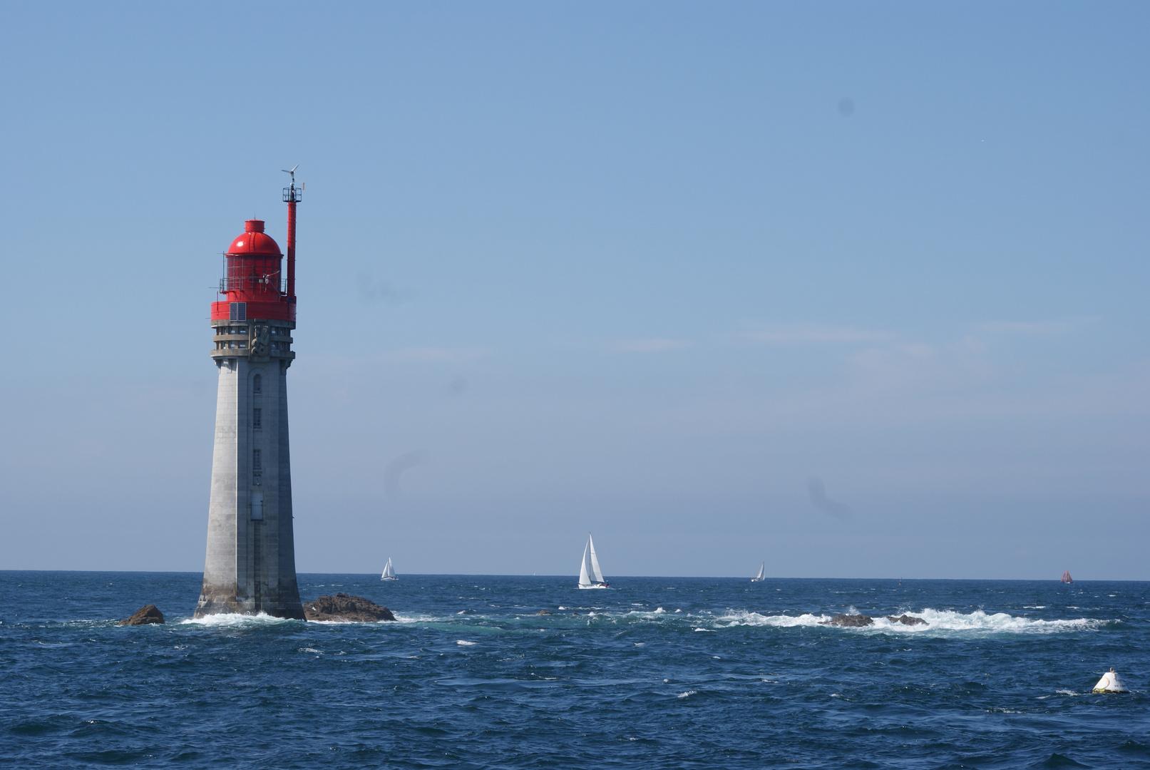 Le gardien de Saint-Malo