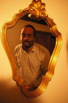 Le genie du miroir.