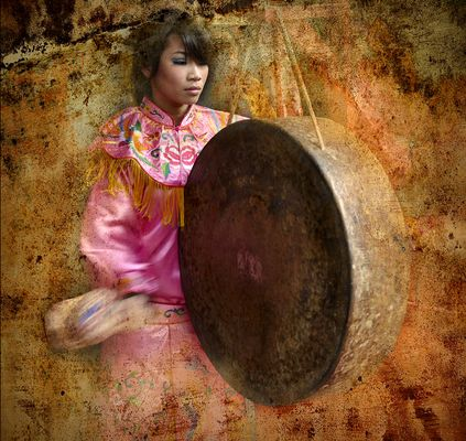 Le gong chinois