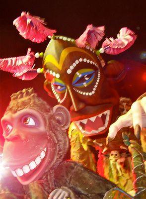 Le grand méchant sorcier du carnaval de Nice