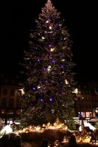 le grand sapin à Strasbourg!