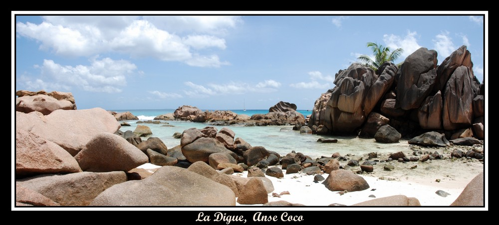 Le granite Seychellois