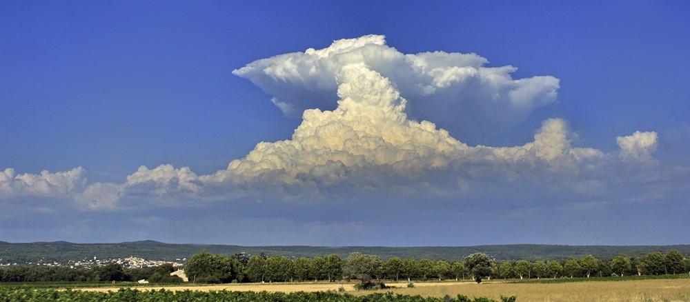 le gros nuage