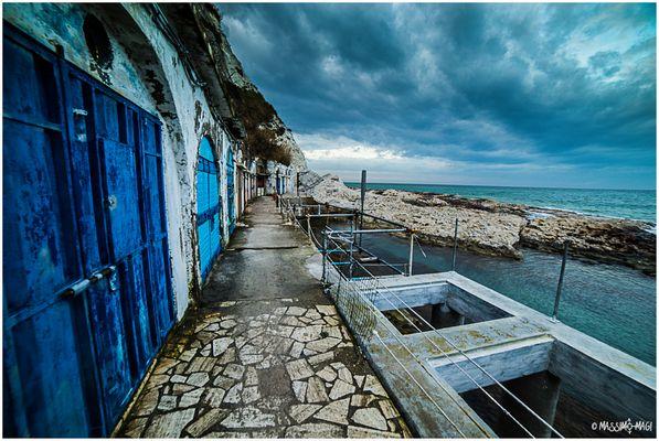 Le Grotte del Passetto (Ancona)