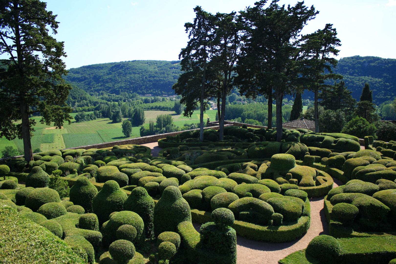 Le jardin da Marqueyssac