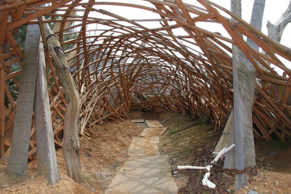Le Jardin Etoilé : la grotte