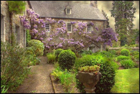 Le jardin silencieux