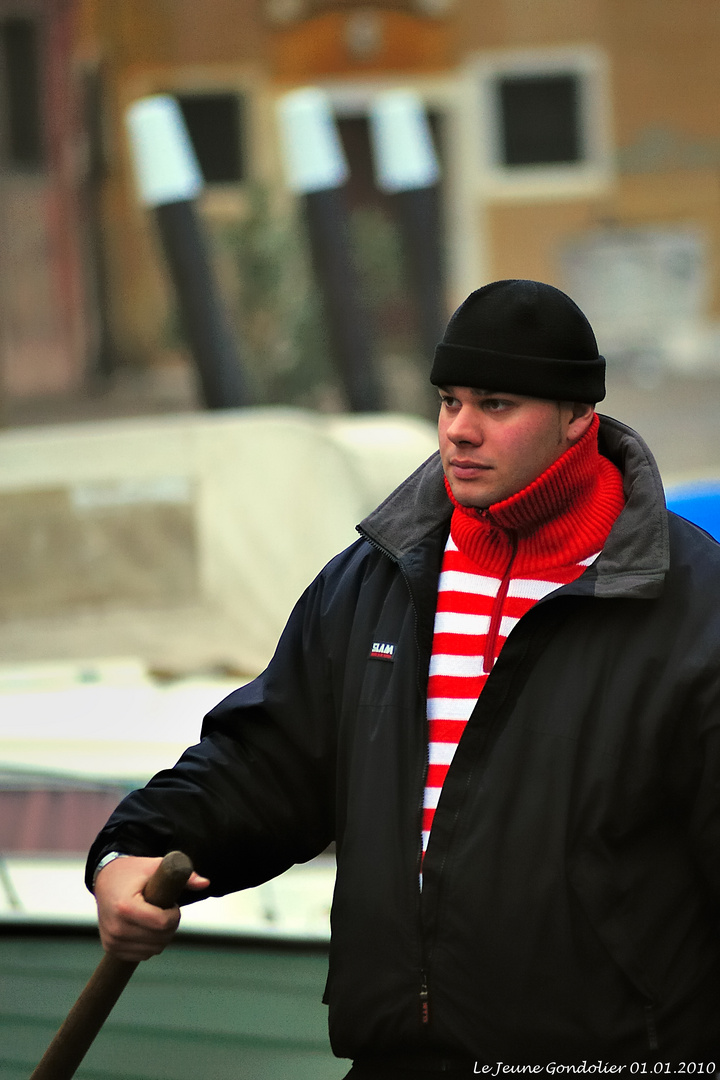 Le Jeune Gondolier (01.10.2010)
