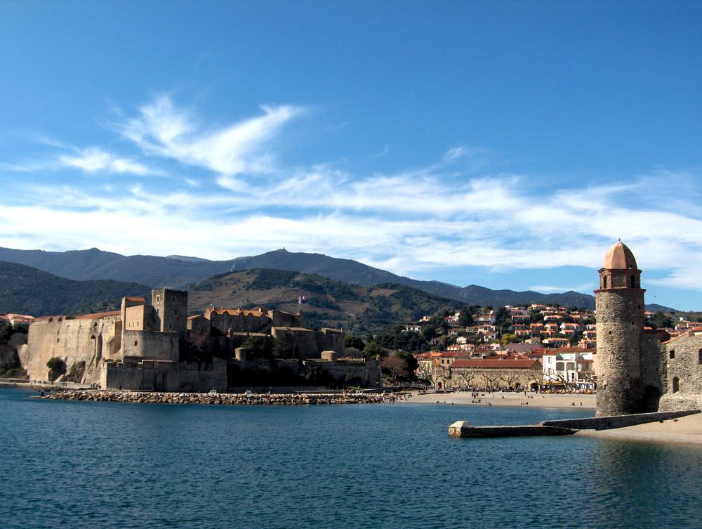 Le joli port de Collioure