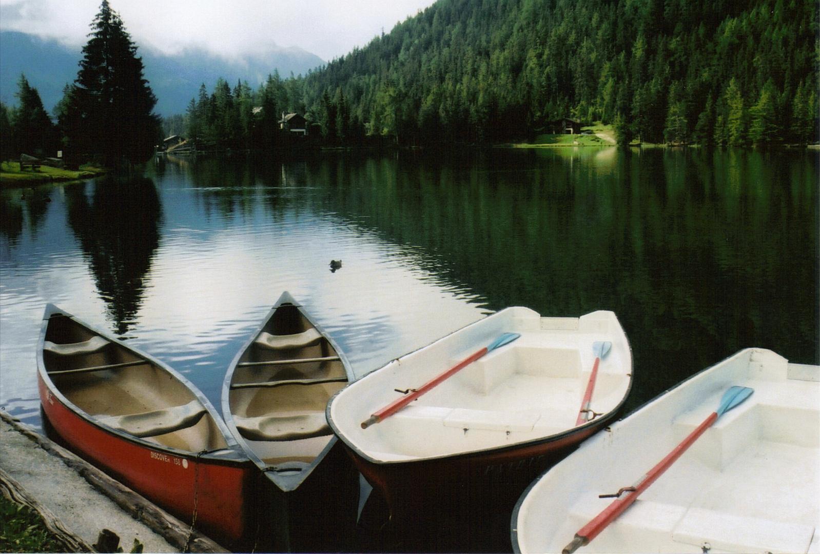 le lac champeix, suisse