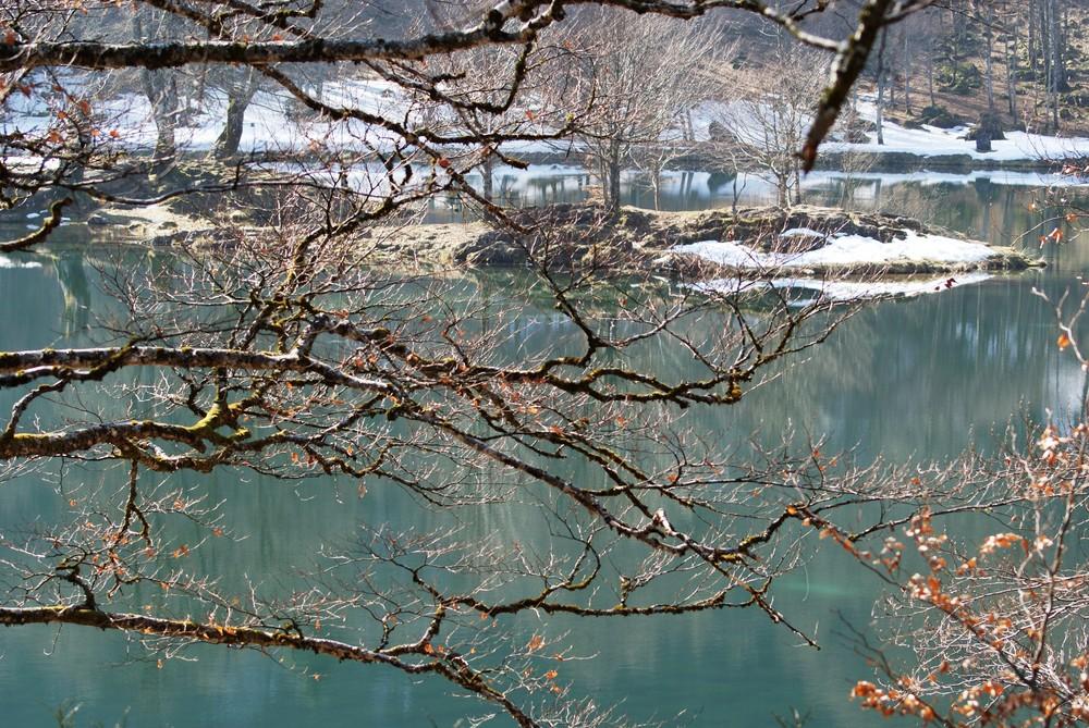 le lac de bethmale
