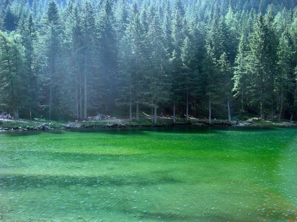 Le Lac de Jade