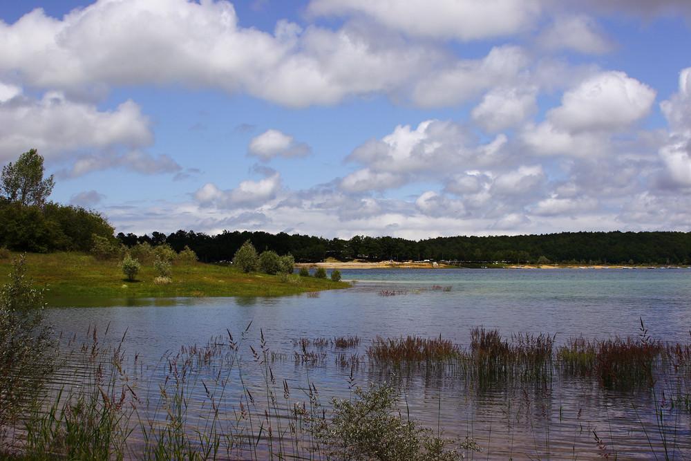 Le lac de Montel 2