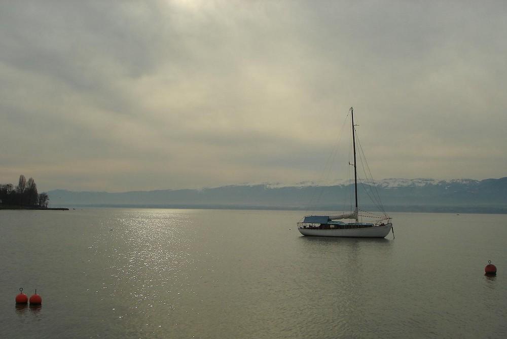 le lac Lèman vous invite