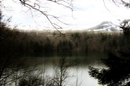 Le lac Pavin