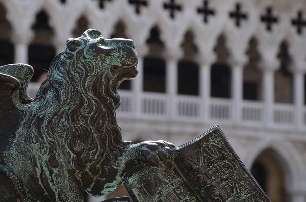 Le lion de Venise