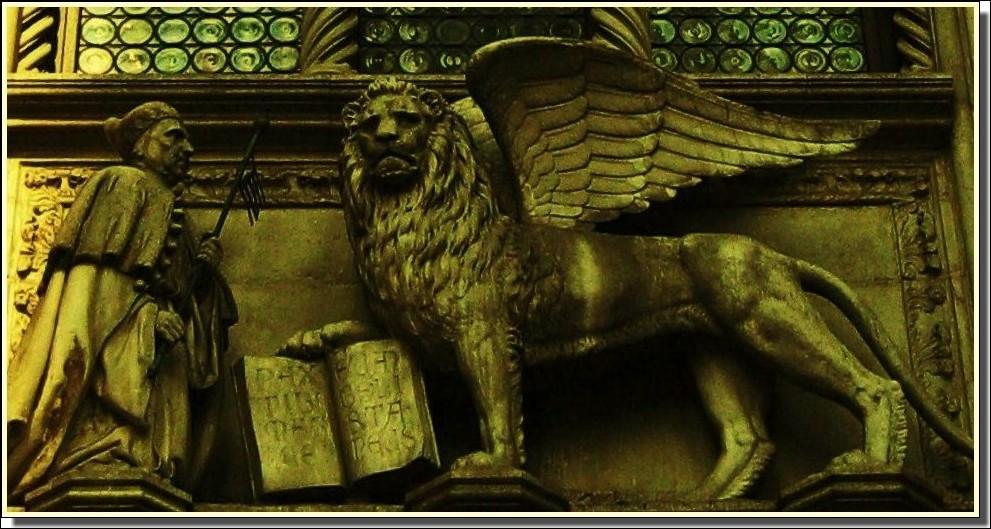 le LION D'OR de VENISE