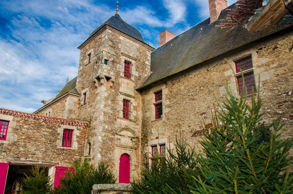 Le Logis de la Chabotterie en Vendée