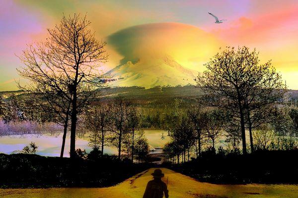Le long voyage vers la Montagne Sacrée