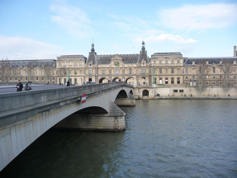 Le Louvre-
