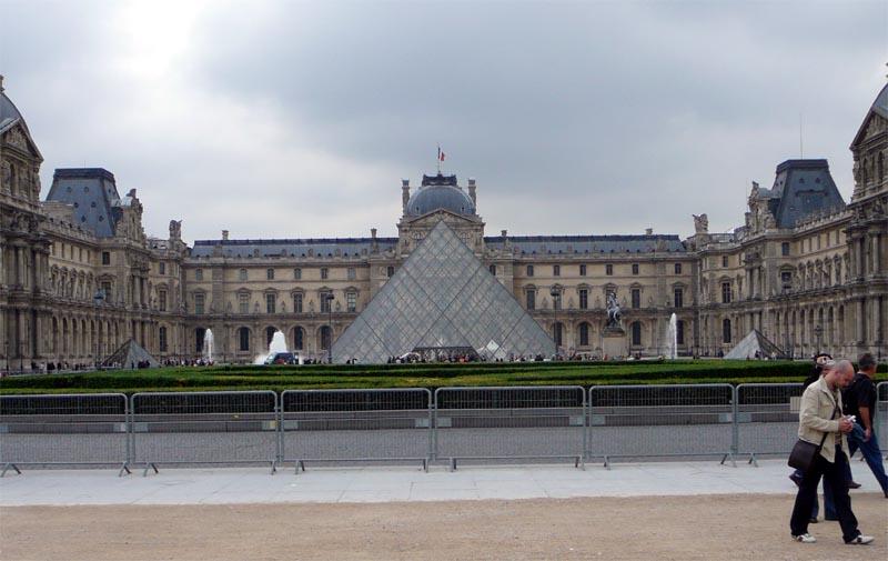Le Louvre ...