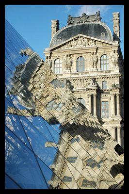 Le Louvre et sa pyramide