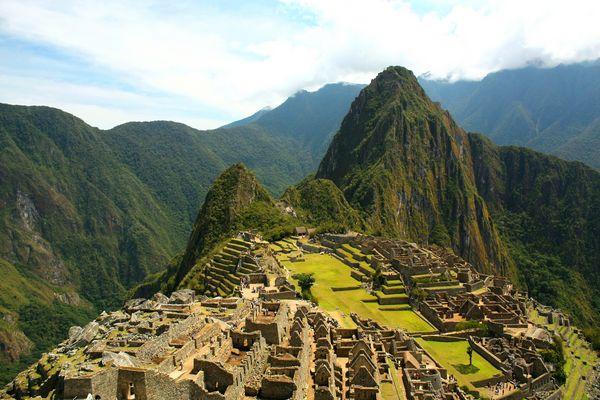 Le Macchu Pichu