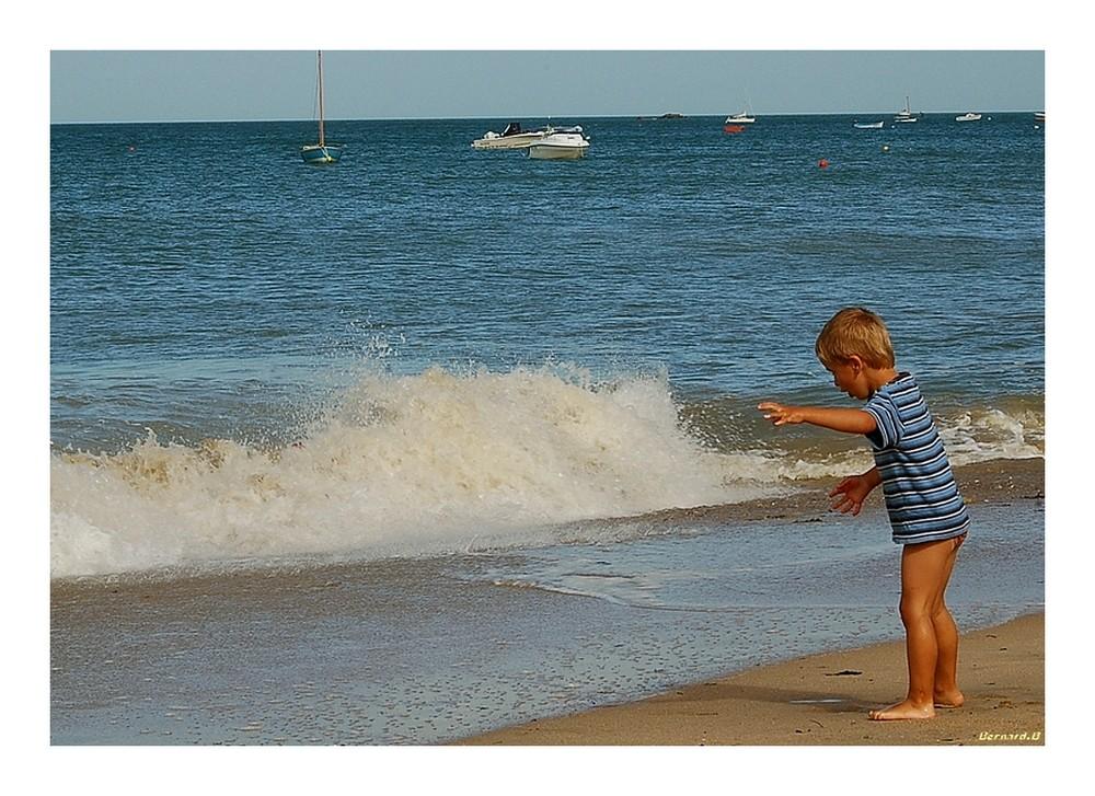 Le maitre des vagues