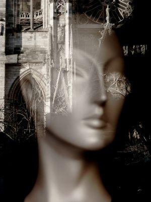 Le mannequin gothique