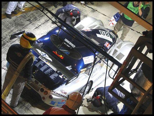 Le Mans 2004 -MORGAN-