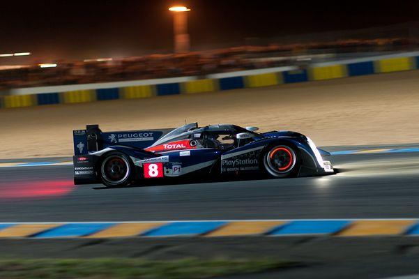 Le Mans 2011 - Peugeot Sport Total - Peugeot 908