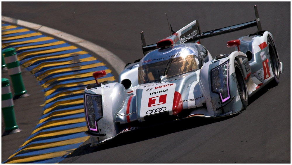 Le Mans 2012 - Also gut ...