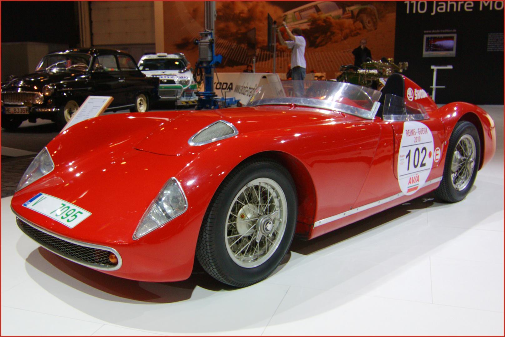Le Mans Rennwagen Legende