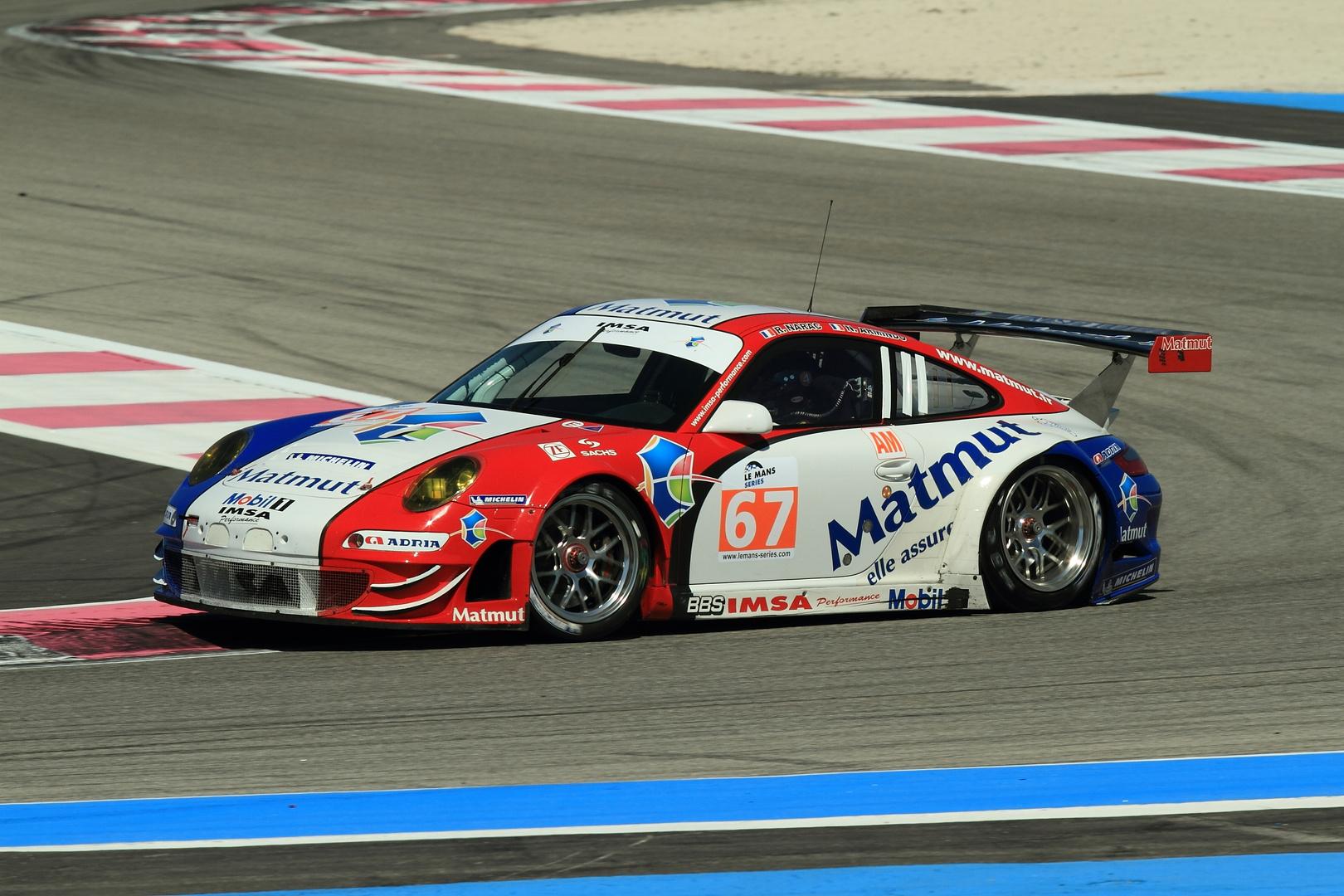 Le Mans Series 1