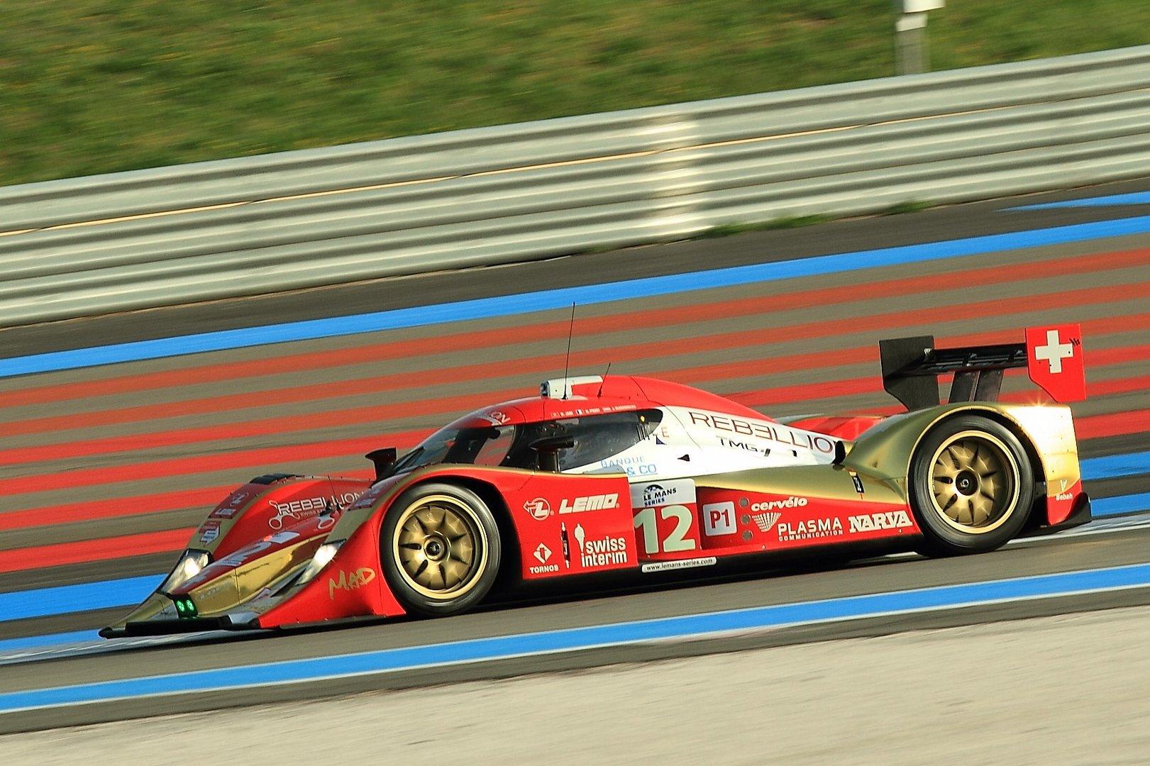 Le Mans Series 6