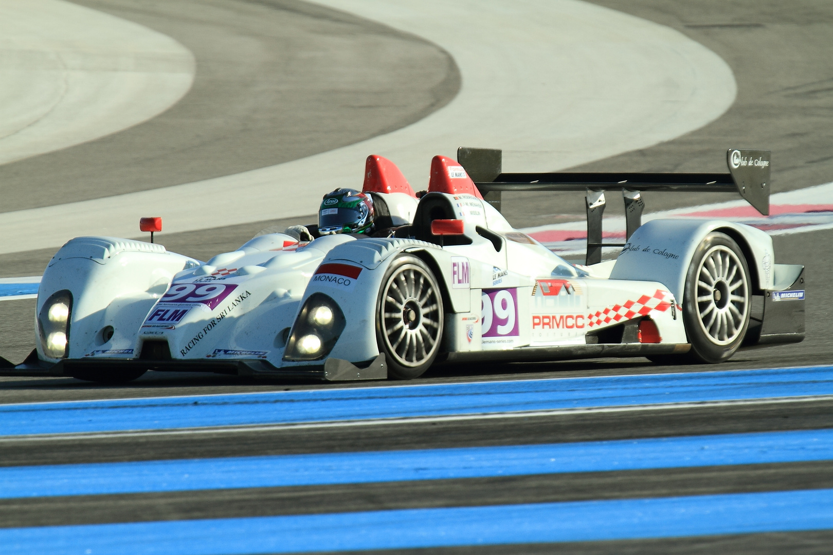 Le Mans Series 8